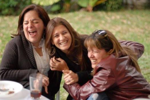 Elena, La Mex y yo